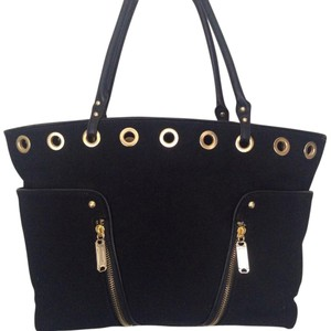Steven by Steve Madden Beach Tote in Black