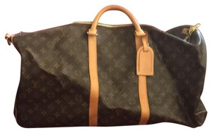 Louis Vuitton LV logo Travel Bag
