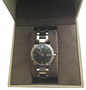Burberry Burberry Stainless Steel Sapphire Crystal Watch