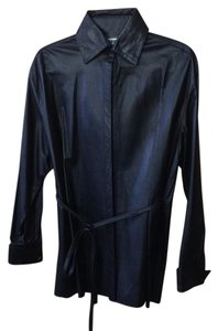 Karl Lagerfeld Leather Jacket