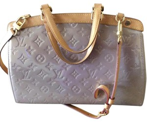 Louis Vuitton Satchel in Champagne Rose