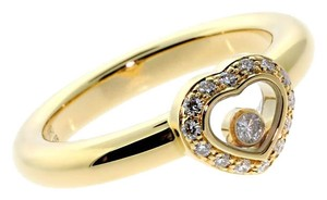 Chopard Chopard Happy Diamond Gold Ring