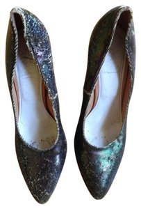 Maison Margiela irrodescent Pumps
