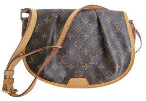 Louis Vuitton Neverfull Totally Delightful Cross Body Bag