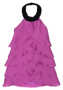 Thread Social Pink Halter Top