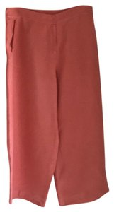Eileen Fisher Wide Leg Pants Coral
