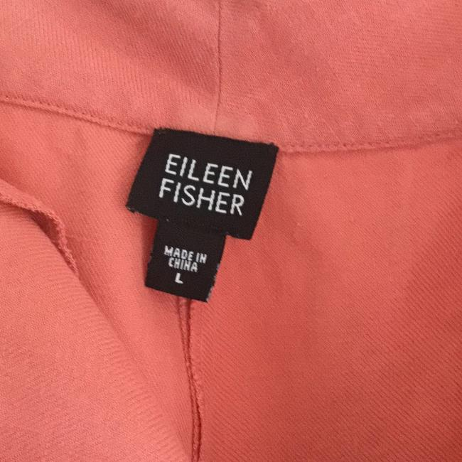 Eileen Fisher Wide Leg Pants Coral Image 2