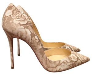 Christian Louboutin Iriza Stiletto beige Pumps