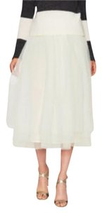 Elorie Skirt White