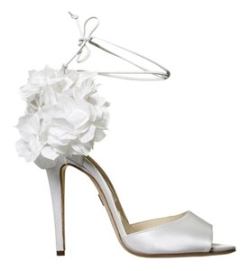 Brian Atwood Wedding Aurora Wedding white Sandals