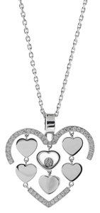 Chopard Chopard Amore Diamond Necklace
