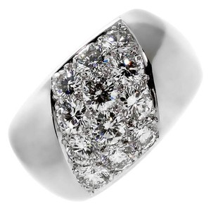Cartier Cartier Diamond White Gold Ring