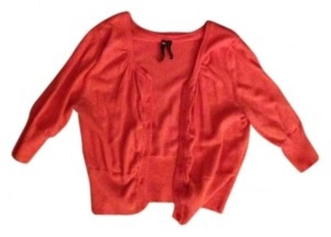 Preload https://item5.tradesy.com/images/takeout-pink-cardigan-size-12-l-177099-0-0.jpg?width=400&height=650