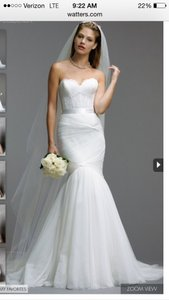 Watters Carina Corset (5018b) Wedding Dress