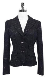 Kay Unger Black and pink Blazer
