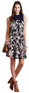 Moulinette Soeurs short dress floral Anthropologie on Tradesy