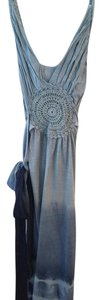 Ocean Drive Clothing short dress Blue tie dye on Tradesy