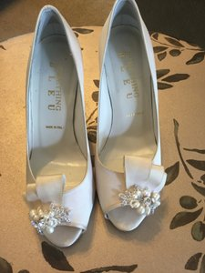 Something Bleu Bridal Wedding Shoes
