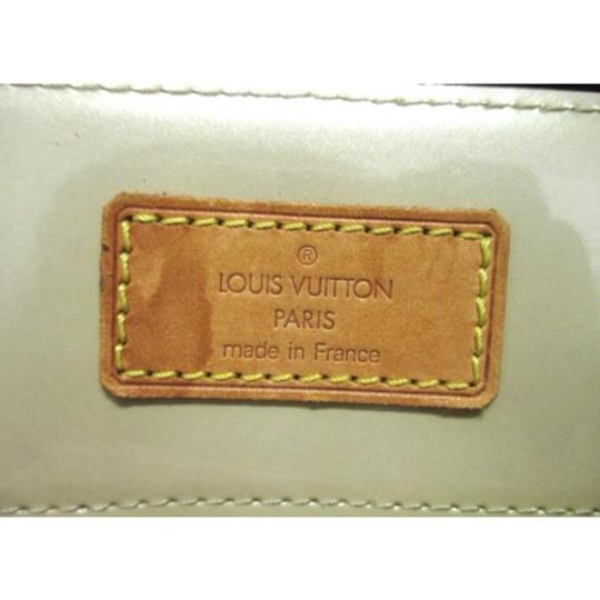 Louis Vuitton Tote in Creme Image 6