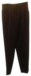Liz Claiborne Trouser Pants black