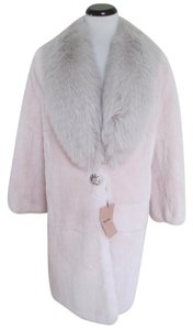 Miu Miu Fur Pockets Fur Coat