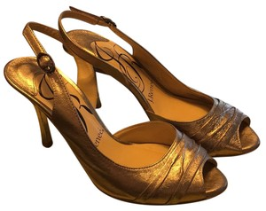J. Renee Metallic nappa Formal