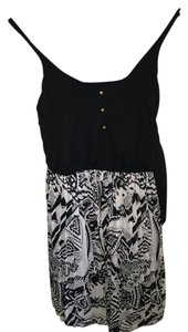 Lush short dress Black on Tradesy