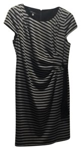 Spense short dress Black and grey. on Tradesy