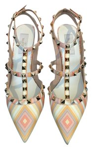 Valentino Rainbow Pumps