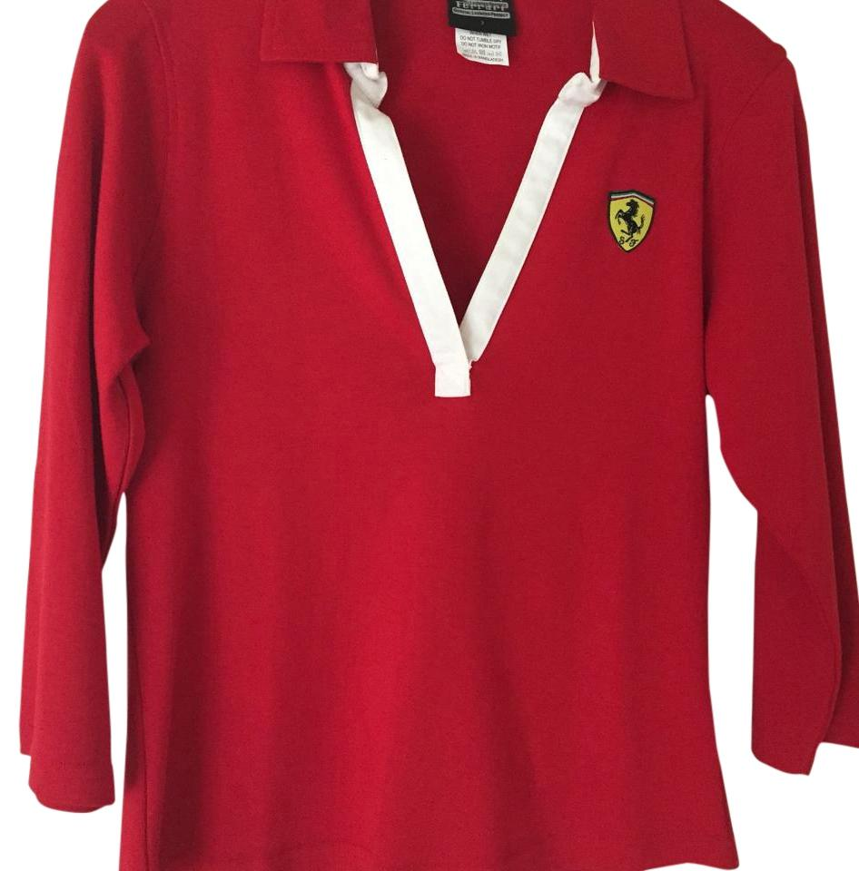 boys sleeve en online t scuderia ferrari unisex shirts store shield short baby shirt with us f