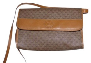 Gucci Ruched And Pleated Cross Body Bag