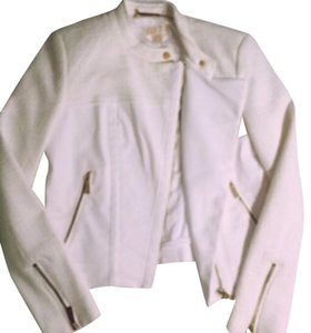 MICHAEL Michael Kors White Jacket