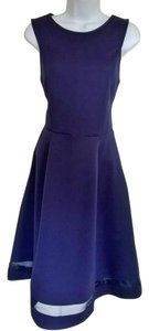 Dorothy Perkins Anti-wrinkle Easy Care Fit And Flare Dress