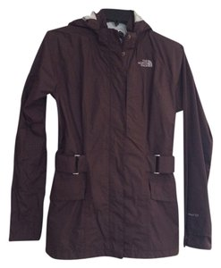 The North Face Veratile Stylish Like New brown Jacket