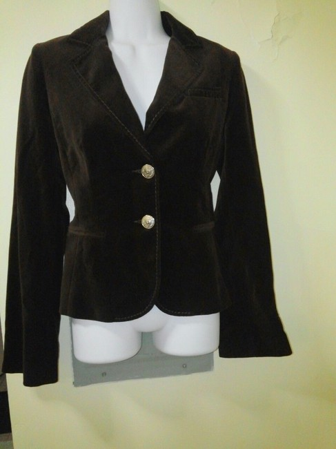 True Religion Dark Brown Blazer