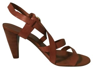 Franco Sarto Dark tan Pumps
