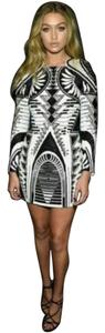 Balmain x H&M Beaded Rhinestones Dress