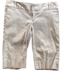 Gap Bermuda Shorts Gray & white