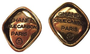Chanel Chanel Vintage Clip On - 31RUE Cambon