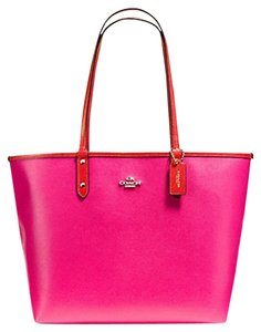 Coach Travel Oversized Large Tote Tote Multifunction Laptop Bag