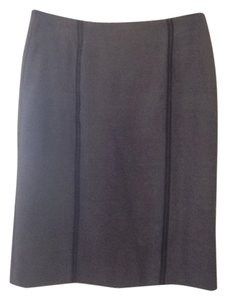 Nine & Co. Skirt Gray