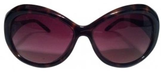 Preload https://item2.tradesy.com/images/brown-tortoise-round-sunglasses-17716-0-0.jpg?width=440&height=440