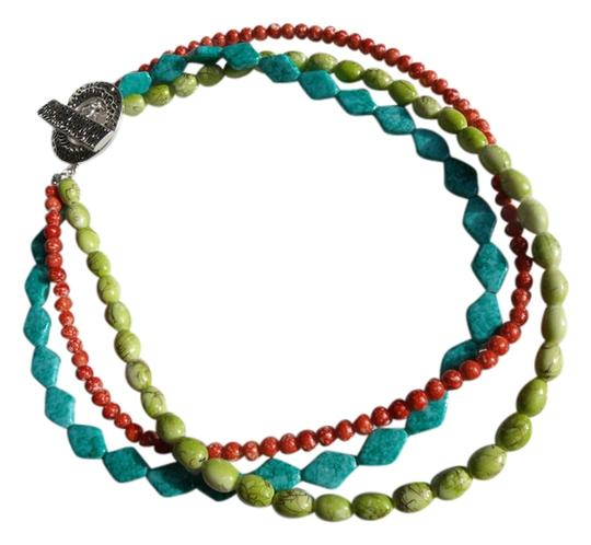 Preload https://item3.tradesy.com/images/premier-designs-orange-lime-and-turquoise-unknown-name-necklace-1771617-0-0.jpg?width=440&height=440