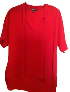 Express Top Red