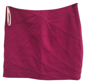 LaROK Mini Mini Skirt Pink
