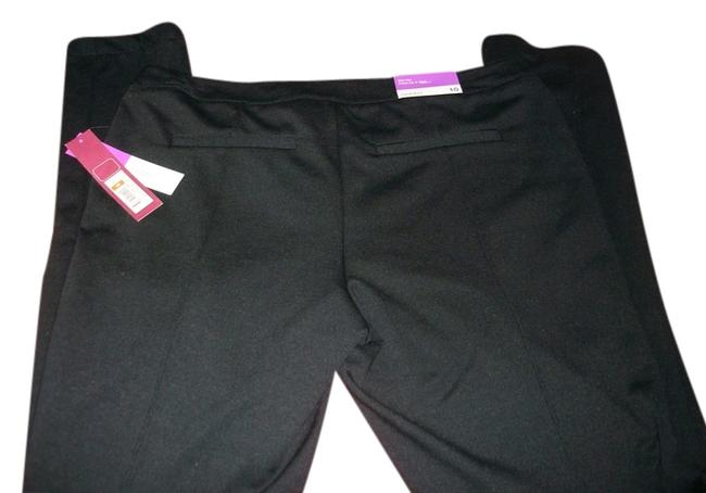 Merone Skinny Pants BLACK