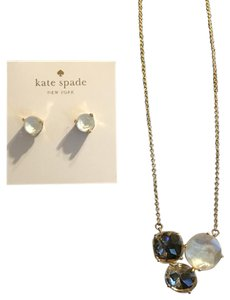 Kate Spade Sun Kissed Sparkle Necklace & Earrings