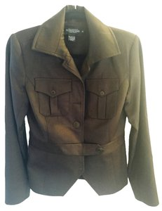 The J. Peterman Company Brown Jacket