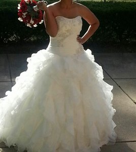 Mori Lee 1910 Wedding Dress