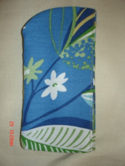 Danny K of Beverly Hills DANNY K OF BEVERLY HILLS BAGS & ACCESSORIES HANDCRFTED IN USA/ EYEGLASS CASE NEW